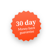 30 days guaranty