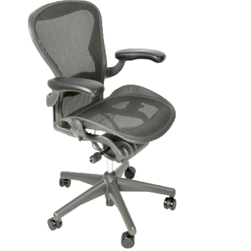 Herman Miller Aeron - Fully Adjustable