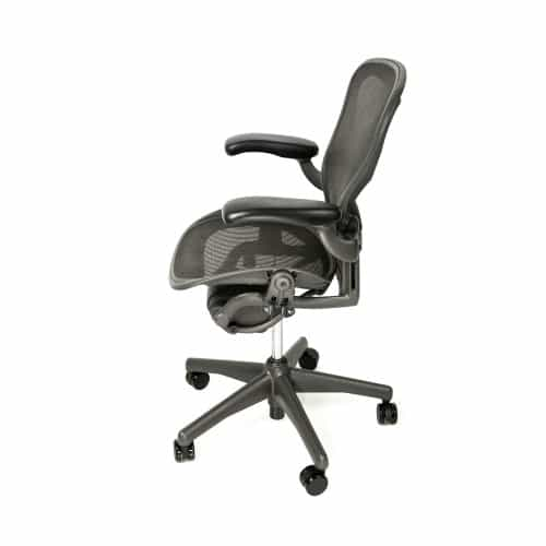 Herman Miller Aeron - Fully Adjustable left side