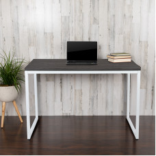 Deskiva Rustic Grey Desk