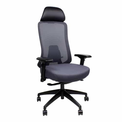 Lagos Ergonomic Office Chair With Headrest