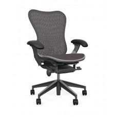 Herman Miller Mirra 2 Fully Loaded with Triflex Butterfly Support - Grey - Discounted with minor defect