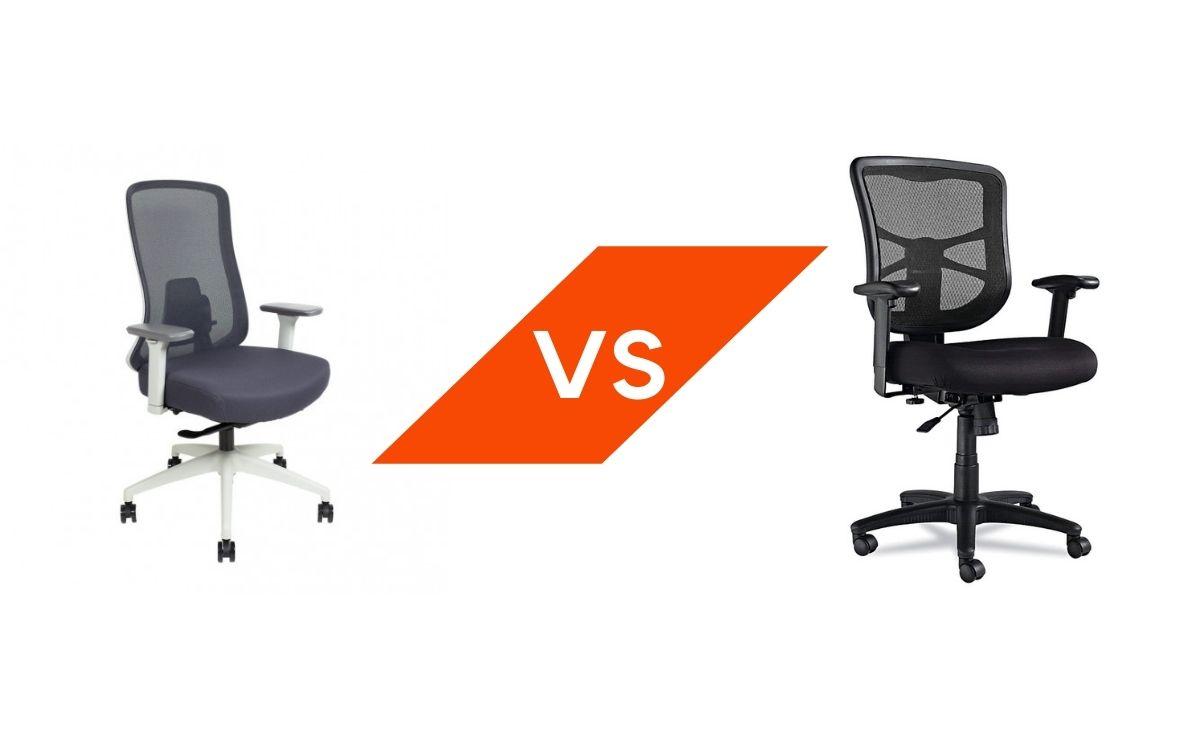 Chair Showdown: Alera vs. Lagos Review