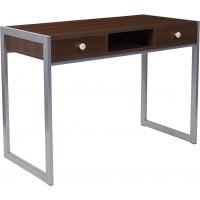 Espresso Stained Desk