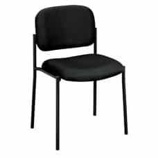 Basic Fabric Stacking Conference Chair
