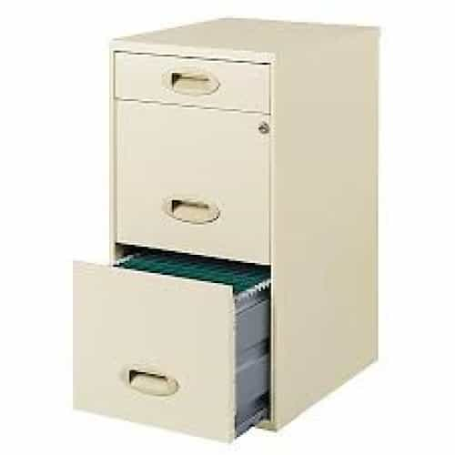 SaveSpace Vertical File Cabinet