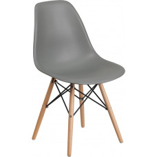 Sophie -- Gray Side Chair