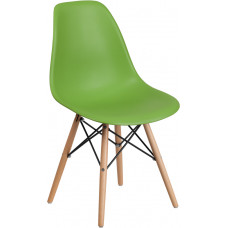 Sophie -- Green Side Chair