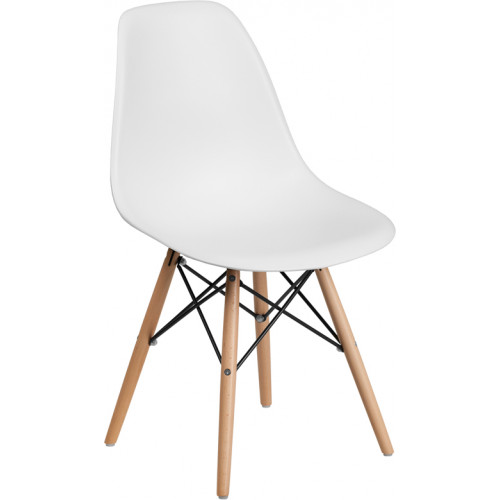 Sophie -- White Side Chair