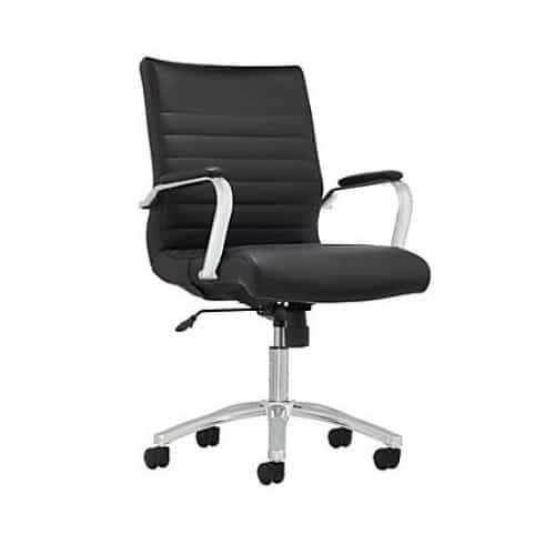 Modern Comfort Leather Executive