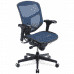 Quantum WorkPro Fully Adjustable with Rear Tilt Lock, Infinite Recline, Adjustable Seat Depth with Mesh Back and Seating