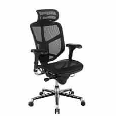 Quantum WorkPro with Ergonomic Headrest