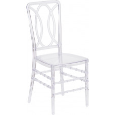 Elegant Ghost Side Chair