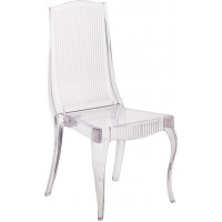 Parisian Ghost Side Chair
