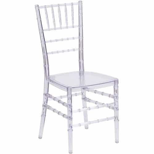 Dotted Ghost Side Chair