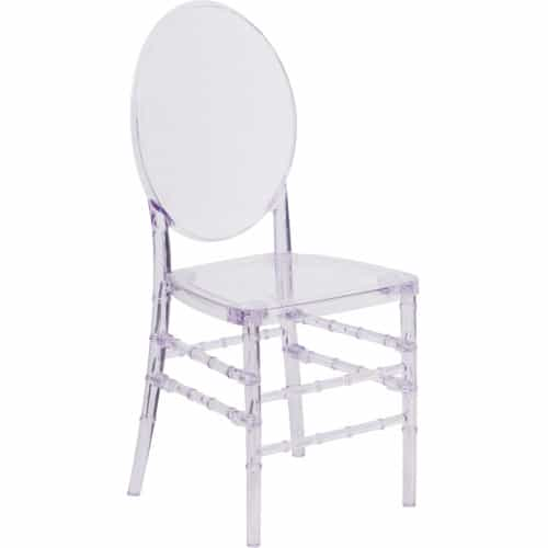 Florence Ghost Side Chair