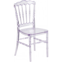 Napoleon Ghost Side Chair