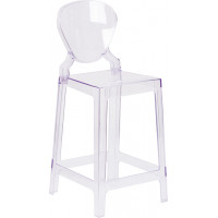 Tear Ghost Barstool 25""