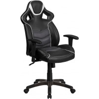 Gray Race Chair