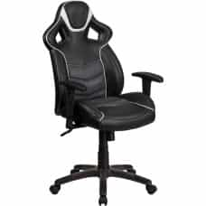 Gray Race Chair