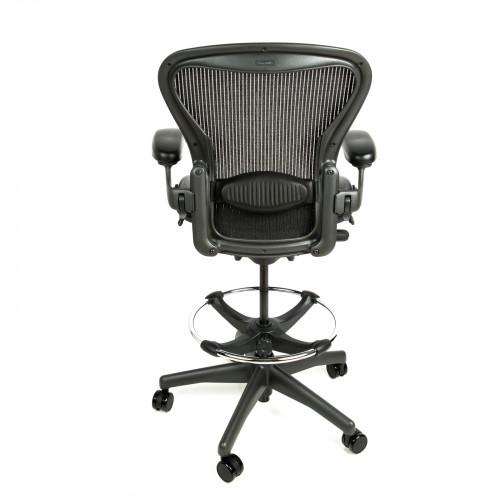Herman Miller Aeron Chair Fully Adjustable Graphite Size