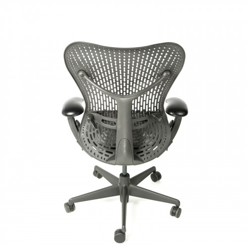 herman miller mirra chair fully loaded with triflex adjustable