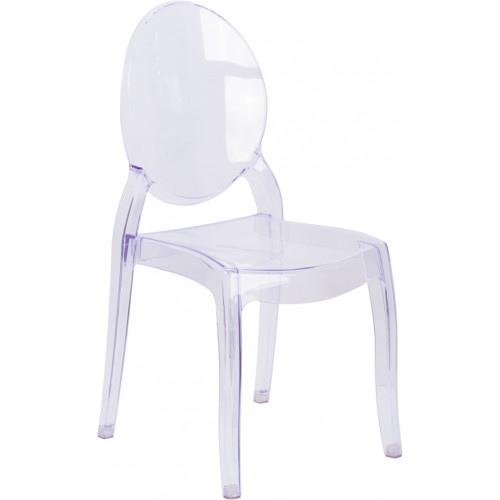Ghost Side Chair - Large
