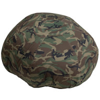 Oversized Bean Bag Chair - Camouflage