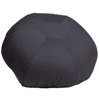 Oversized Bean Bag Chair - Gray