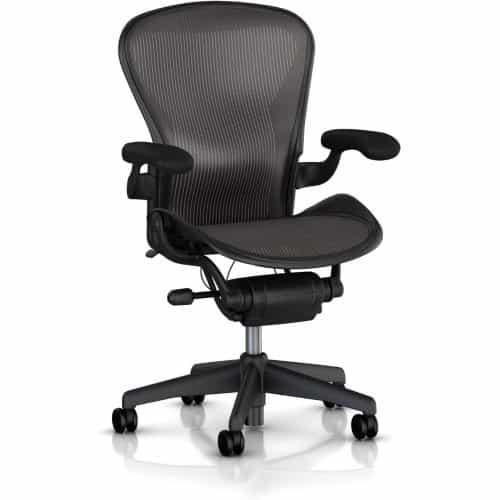 Herman Miller Aeron Size C Standard Chair