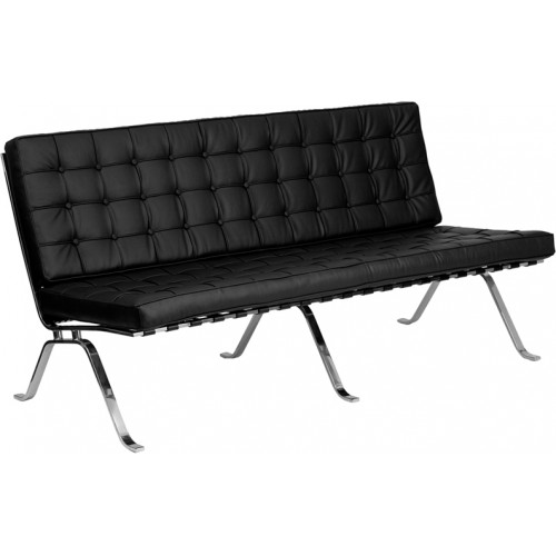 Ares Leather Sofa
