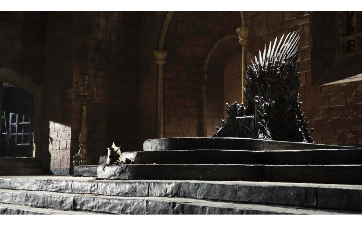 Game of Thrones: Chairs Fit for a King