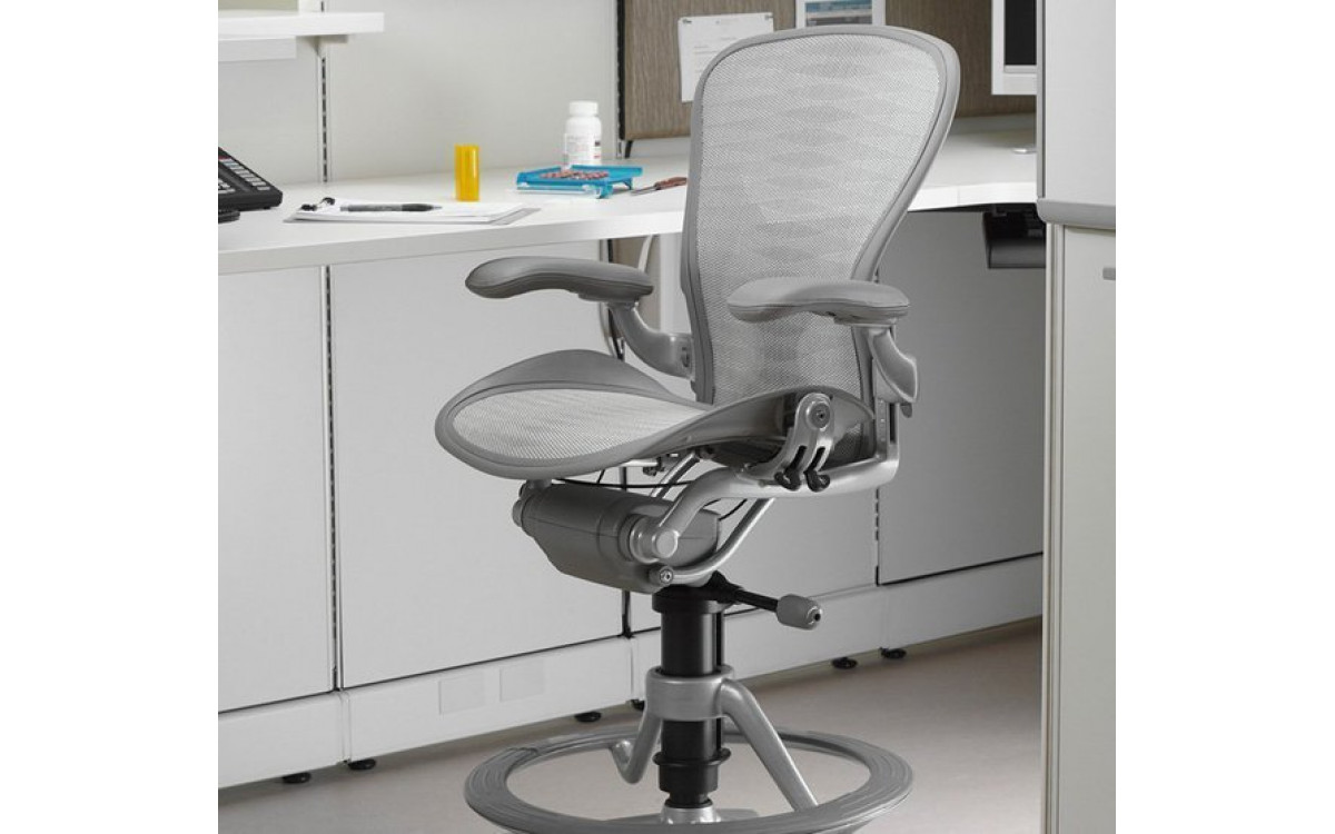 Office Chair Racing: Why the Herman Miller Aeron Smokes the Competition
