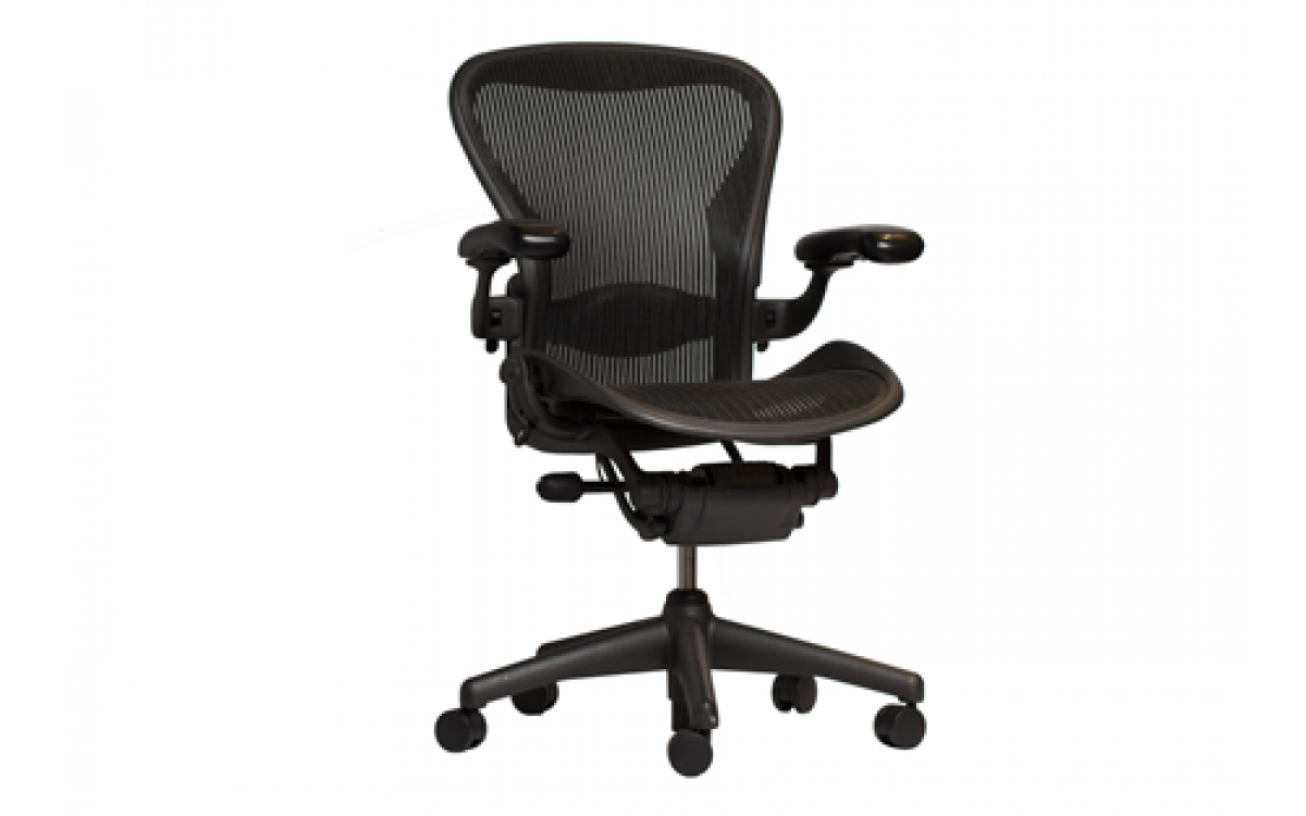 Preventing Back-to-School Back Pain with the Aeron Chair