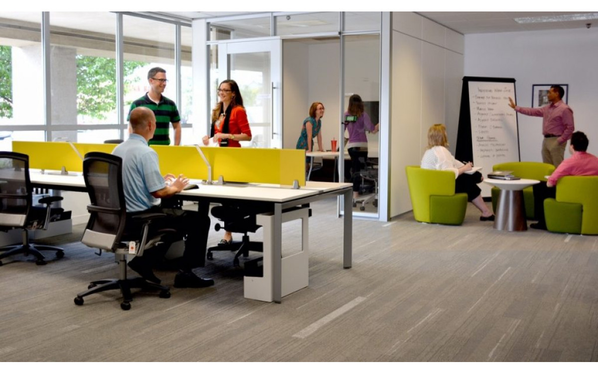 Work, Work, Work: How Revolutionizing the Office Will Improve Productivity