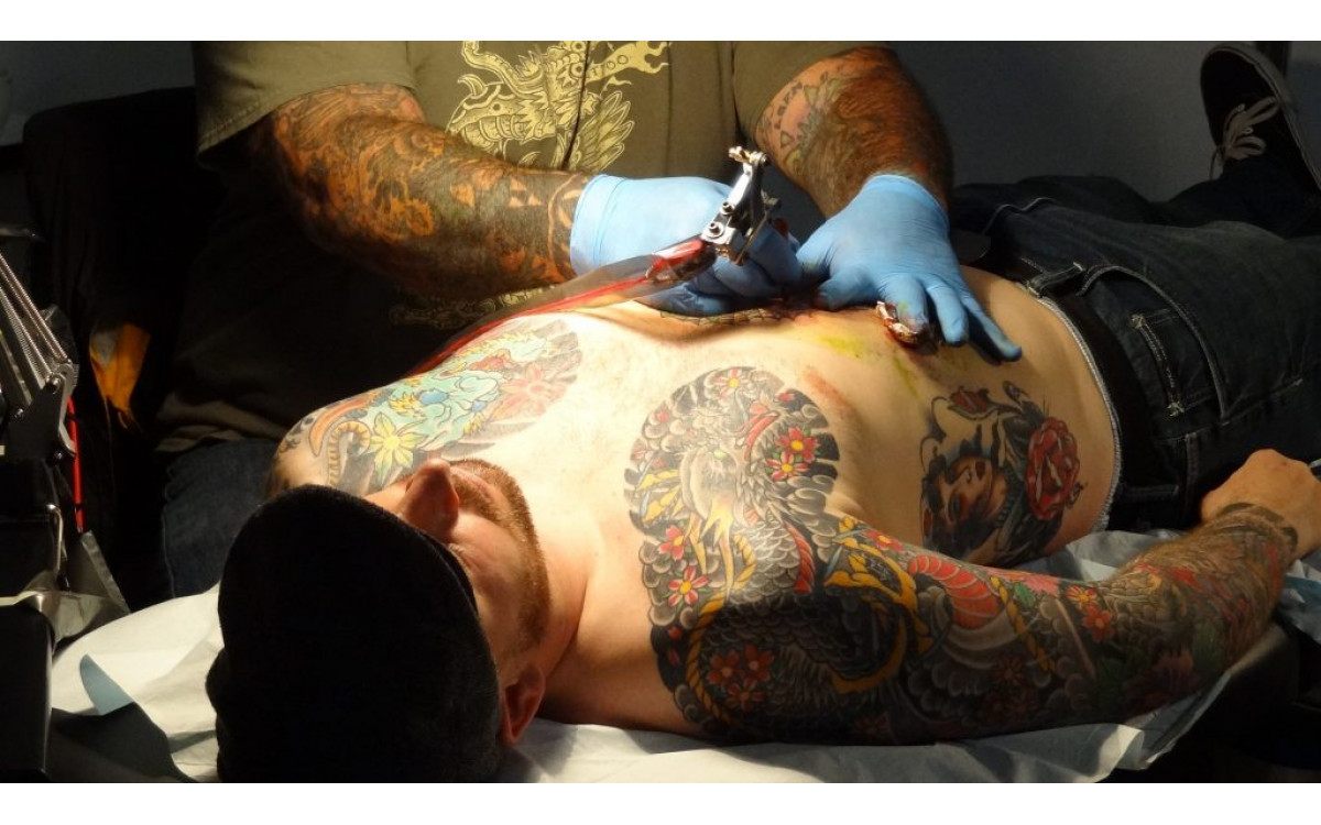 Tattoo Decor: the Best Decoration for a Shop