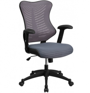 allure flexbody, chair, Beverly Hills Chair, office furniture, workplace, ergonomics, posture, health and wellness